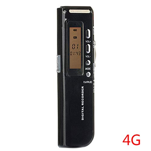 Mini High Definition Voice Recorder USB2.0 Professional 2000 Minutes Dictaphone Digital Audio Voice Recorder 5M WAV