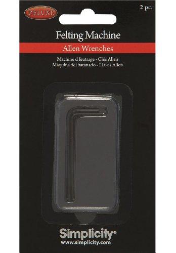 - Simplicity Felting Machine Allen Wrenches