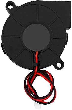 Vbestlife Ventilador de Impresora 3D Ventilador de Enfriamiento DC Alta Velocidad Baja Ruido Disipación de Calor Rápida 12V/24V(24v): Amazon.es: Electrónica