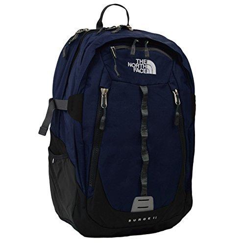 The North Face Surge II Backpack, Cosmic Blue/Asphalt Grey