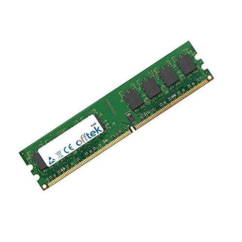 (512MB RAM Memory 240 Pin Dimm - 1.8v - PC2-3200 (400Mhz)- Non-ECC - OFFTEK)