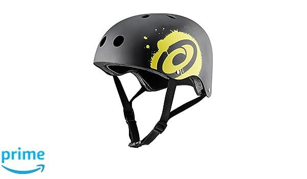 Osprey Black Casco semiintegral Ciclismo, Patinete ...