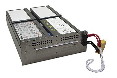 APC UPS Battery Replacement for APC Smart-UPS Models SMT1500RM2U,SMT1500RM2UC, SMT1500RM2UNC and Select Others (APCRBC133)
