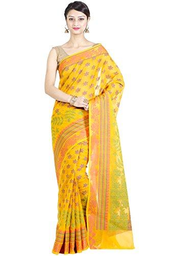 Yellow Sari - 6