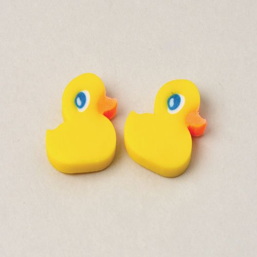 Ducky Erasers, Sold by 15 Grosses