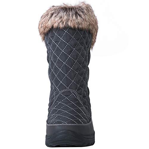 Boots 1825 Women's Snow 1825grey Globalwin zYwTtaaq