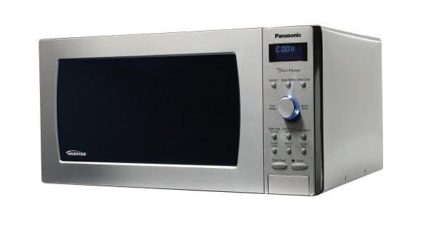 Panasonic Genius Prestige Microwave Oven, 1460 W, 120V AC, 60Hz ...