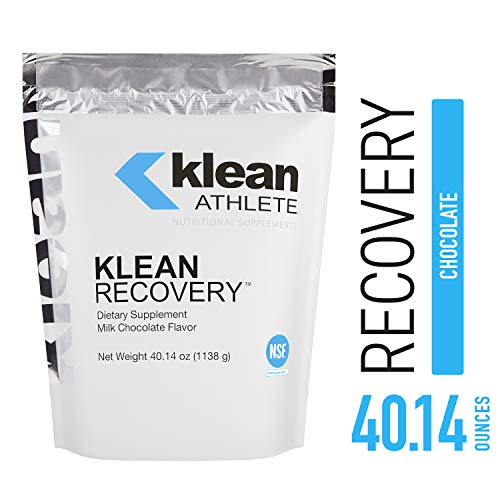 Cheap Klean Athlete – Klean Recovery – Optimizes Muscle Recovery After Exercise* – NSF Certified for Sport – Milk Chocolate Flavor – 40.14 oz (1138 g)