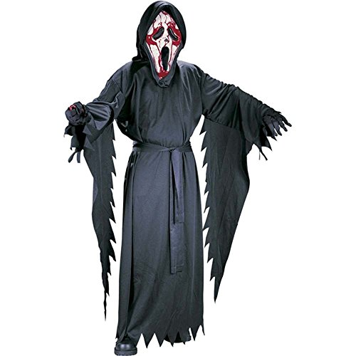 Ghost Face Costume Kids (Bleeding Ghost Face Kids Costume)