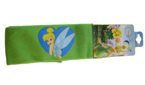 Disney Fairy Tinker Bell Head Wrap (Green)- Tinkerbell Headband
