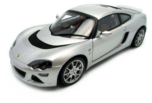 Lotus Europa S 1:18 scale diecast car model by autoart (Silver)