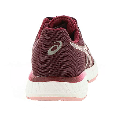 amp; Para 4 Port rose Cordon Gel Zapatos Medios Asics Mujeres Bajos Exalt Royal Correr Talla n7ZWxXq6