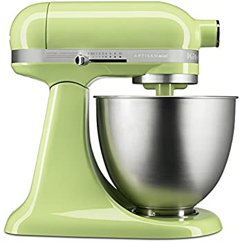amazon com kitchenaid ksm3311xhw artisan mini series tilt head