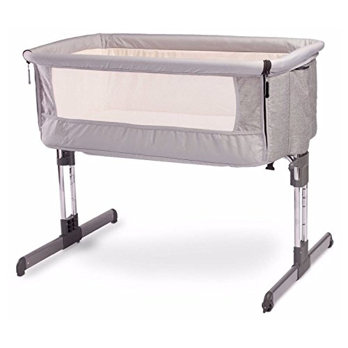 Why Should You Buy Bedside Crib Travel Crib With Mattress Adjustable Height Baby Crib See your Baby