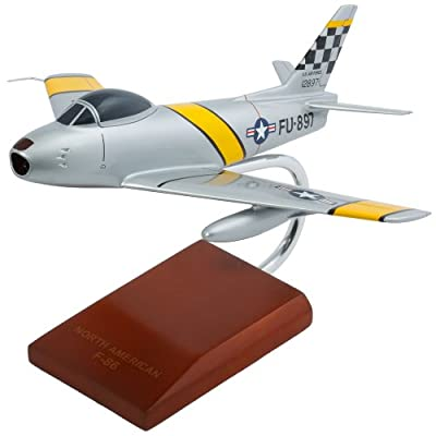 Mastercraft Collection F-86F Sabre Model Scale: 1/48
