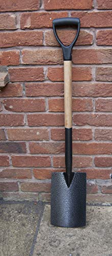 Tools House ™ All uses Ash Handle Digging Garden Spade, Carbon steel Head, Gardening, constrution, Outdoor Hand tool…