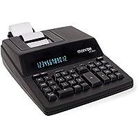 Monroe Systems for Business 6120XB 12-Digit Business Medium Duty Calculator, Black