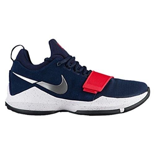 新鮮な求人ポーズ(ナイキ) Nike メンズ バスケットボール シューズ?靴 PG 1 [並行輸入品]