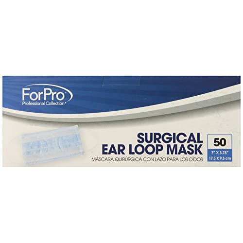 2a0a41ea67b For Pro 3-Ply Surgical Ear Loop Mask