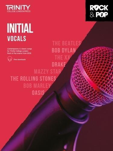 Trinity Rock & Pop 2018 Vocals Initial ebook