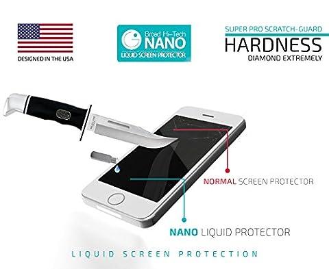 Broad Hi-Tech 9H Nano Liquid Screen Protector for Smartphones / Curved Screens / Tablets / Watches (Cover De Lg 70)