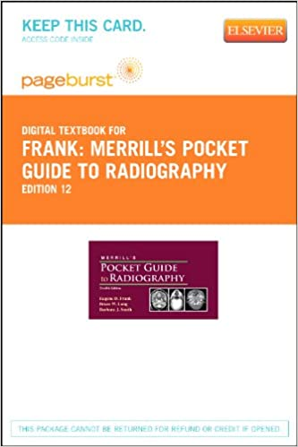 Merrills pocket guide to radiography elsevier ebook on merrills pocket guide to radiography elsevier ebook on vitalsource retail access card 12e 12th edition fandeluxe Images