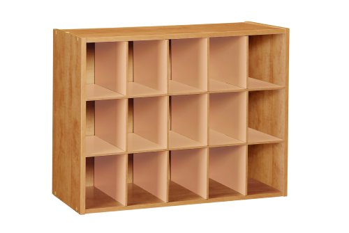 Etonnant Amazon.com: ClosetMaid 896800 15 Cube Laminate Shoe Organizer, Alder: Home  U0026 Kitchen