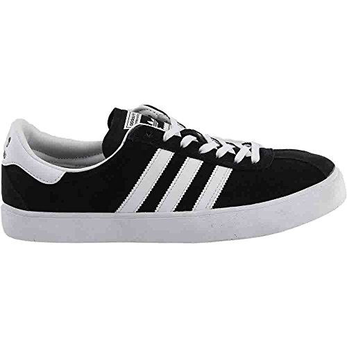 Adidas Skateboarding Mens Skate Adv Core Nero / Bianco / Gomma