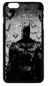 Alexgeorge Batman Custom Phone Case Cover For Apple Iphone 6 Plus(5.5 inch) hjbrhga1544