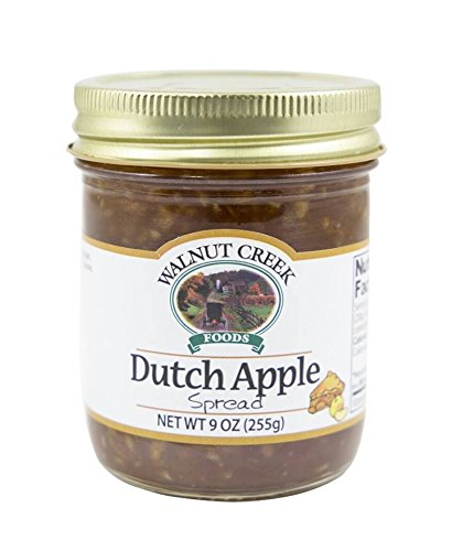Walnut Creek Amish Dutch Apple Spread 9oz - Dutch Walnut