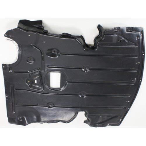Garage-Pro Engine Splash Shield for BMW 3-SERIES 2006-2013 Under Cover with Aluminum - Shield Splash Engine