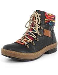Rieker Womens Antistress Felicitas Z6743-00 Boot