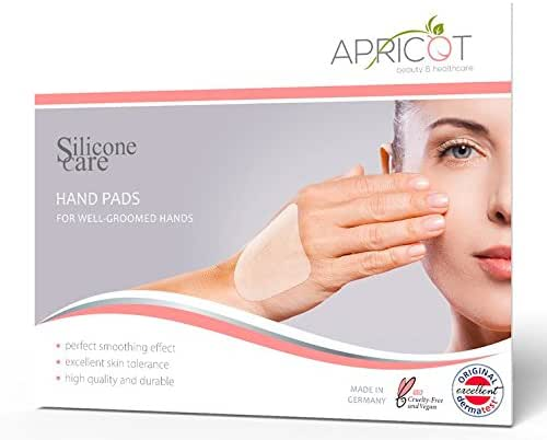 NEW! Silicone care Hand Pads! Silicone Pads with high effective hyaluronic acid! For smooth and well groomed hands overnight! reusable!