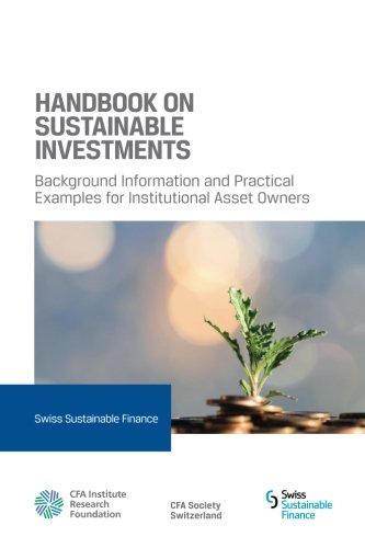 Read Online Handbook on Sustainable Investments: Background Information and Practical Exampl PDF