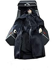 """Star Wars - The Black Series - 6"""" Emperor Palpatine Action Figure with Throne - Epdisode 6: Return of The Jedi Collectible"""