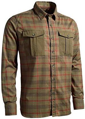 Northern Hunting ARVI - Camisa de Caza y Exterior, Small: Amazon.es: Deportes y aire libre