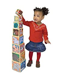 Melissa & Doug Wooden Animal Nesting Blocks BOBEBE Online Baby Store From New York to Miami and Los Angeles
