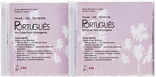 Falar...Ler...Escrever...Portugues: Um Curso Para Estrangeiros (Portuguese Edition)