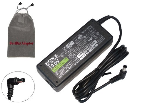 Bundle: 3 items - Adapter/Power Cord/Free Carry Bag:Original SONY VAIO 76W VGP-AC19V19 AC ADAPTER FOR SONY VAIO:VGN-CR290,VGN-CR290E,VGN-CR290E/AW,VGN-CR290E/BP,VGN-CR290E/BR,VGN-CR290E/BW,VGN-CR290EAP,100% COMPATIBLE WITH P/N:VGP-AC19V27,VGP-AC19V33,VGP-AC19V37***Carry Bag Included*** ()