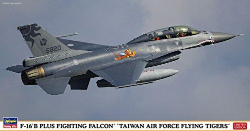 1/48 F-16B Plus Fighting Falcon Taiwan Air Force Flying Tigers ()
