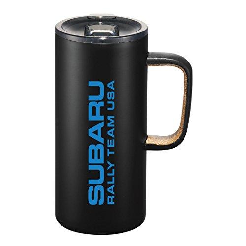 Subaru 16 Oz. Rally Team USA Logo Vacuum Insulated Mug Bottle Official Genuine Sti WRX by Subaru Gear