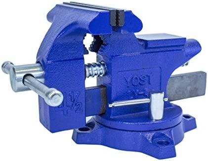 Yost LV-4 Home Vise 4-1/2  (1 Pack)