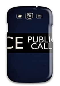 Series Skin Case Cover For Galaxy S3(statement)