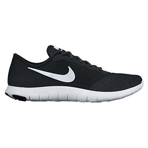 NIKE Wmns Flex Contact, Zapatillas de Running para Mujer Negro (Black/White-anthracite 001)