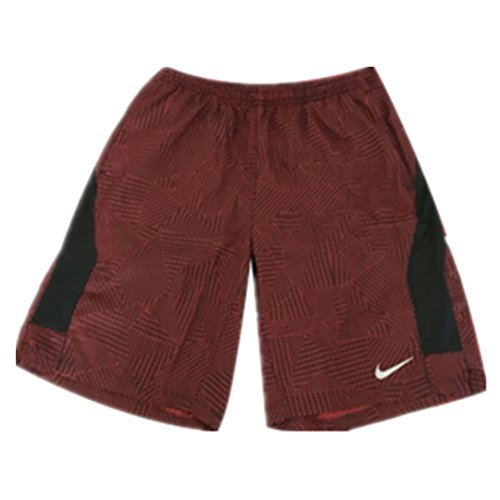 NIKE 9'' Printed Freedom Men's Dri-Fit Woven Running Shorts 836249-657 L by NIKE