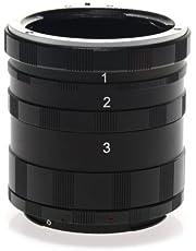Phottix 62810 - Tubos extensión para Nikon
