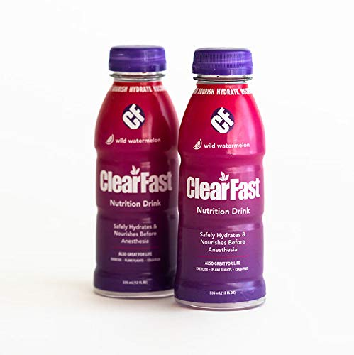ClearFast 2 Pack - Watermelon