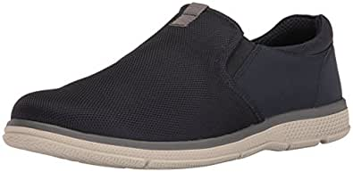 Nunn Bush Men\u0027s ZEN Slip-On Loafer, Navy, ...