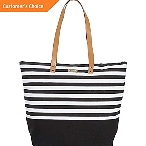Amazon.com | Sandover Sun N Sand Port Stewart Tote 3 Colors All-Purpose Tote NEW | Model LGGG - 8698 | | Luggage