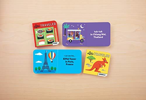 41agUQP6jmL - Little Traveler Board Book Set